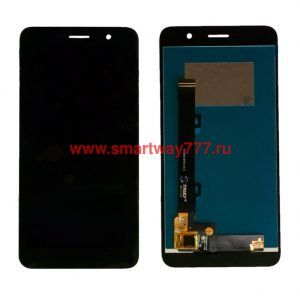 Дисплей для Huawei Honor 4C Pro (Tit-L01) / Huawei Y6 Pro (Tit-AL00) с тачскрином Черный
