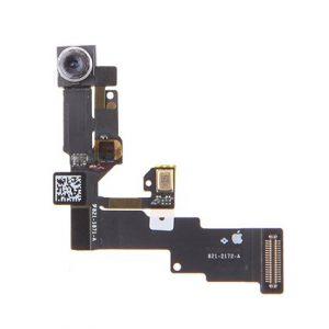 Камера для iPhone 6 фронтальная на шлейфе/сенсор/микрофон
