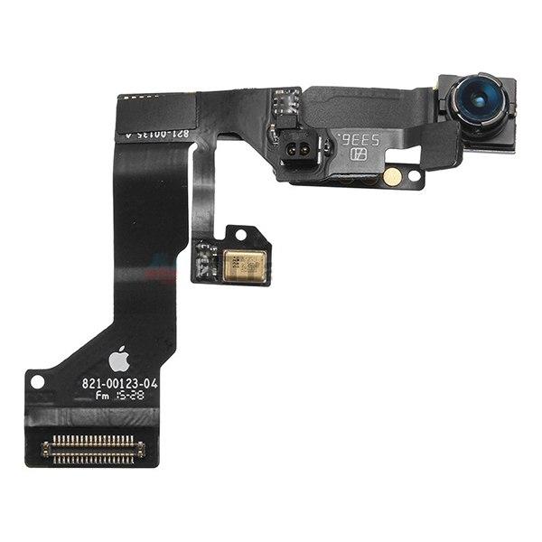 Камера для iPhone 6S фронтальная на шлейфе/сенсор/микрофон