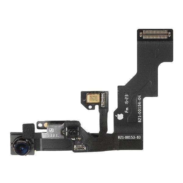 Камера для iPhone 6S Plus фронтальная на шлейфе/сенсор/микрофон