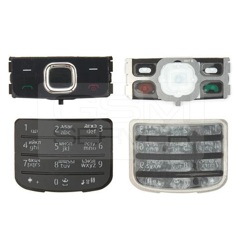 Клавиатура для Nokia 6700C Черная