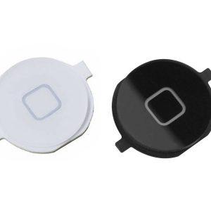 Кнопка Home для iPhone 4 Черная