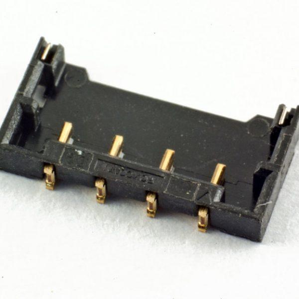 Коннектор АКБ для iPhone 4S