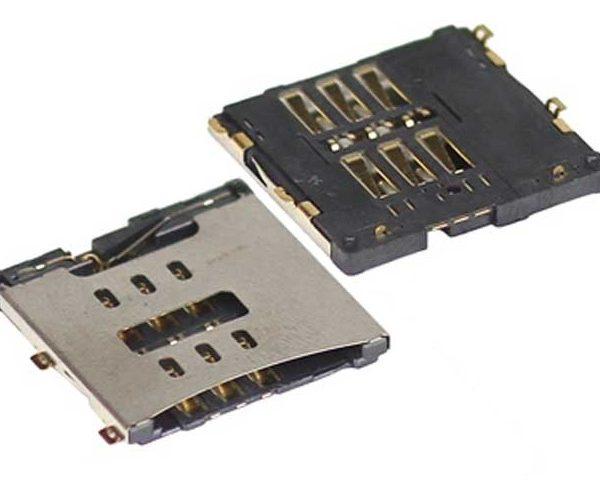 Контакты SIM для iPhone 5 / 5C