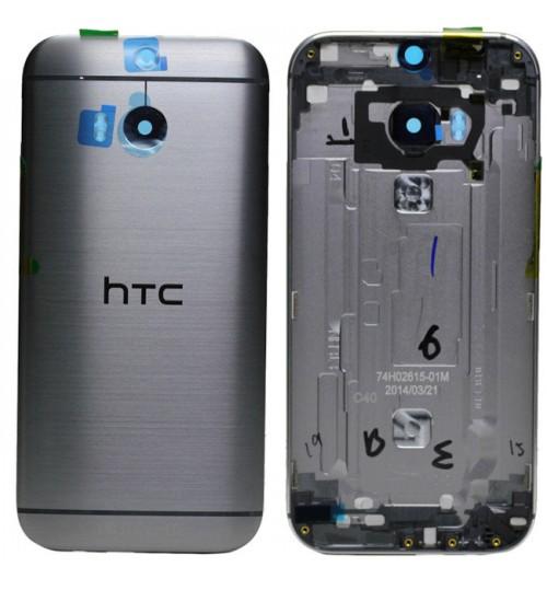Корпус для HTC One M8 Серый