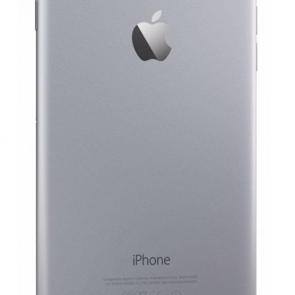 Корпус для iPhone 6 Plus Серый
