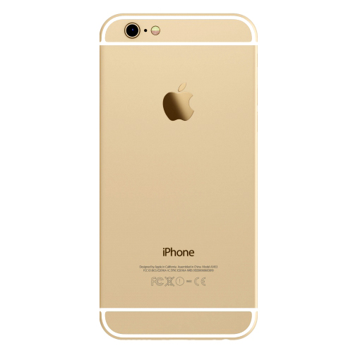 Корпус для iPhone 6 Plus Золото