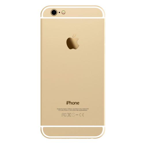 Корпус для iPhone 6 Золото