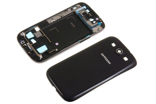 Корпус для Samsung i9300 (S3) Черный