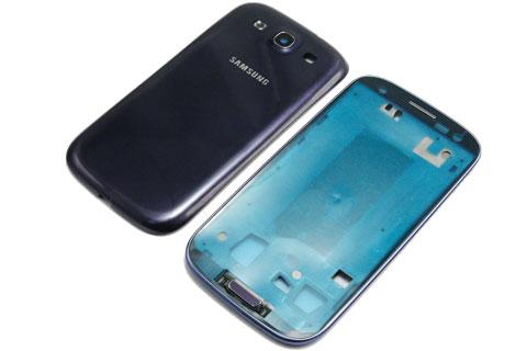 Корпус для Samsung i9300 (S3) Синий