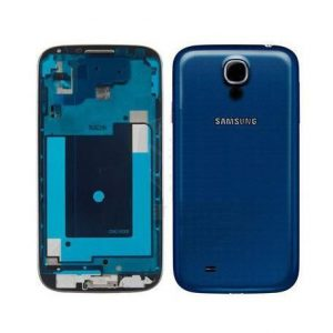 Корпус для Samsung i9500 (S4) Синий