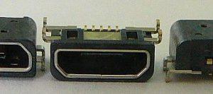 Разъем зарядки для Nokia N9/800/900