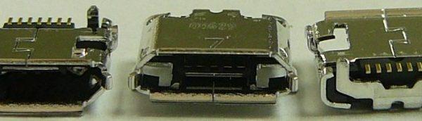 Разъем зарядки для Samsung B7300 / S8500 / S8530 / S9402