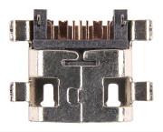 Разъем зарядки для Samsung i9190/i9192/G355H (перевернутый)