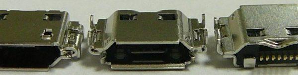 Разъем зарядки для Samsung N7000/S8000/S5830
