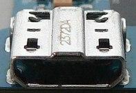Разъем зарядки для Samsung N7100/i9500/i9505/C101