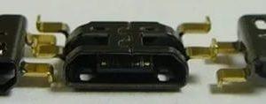 Разъем зарядки HTC One X/One S