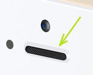 Сетка на динамик для iPhone 5/5S/5C