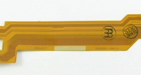 Шлейф для HTC Desire 816  дисплейный