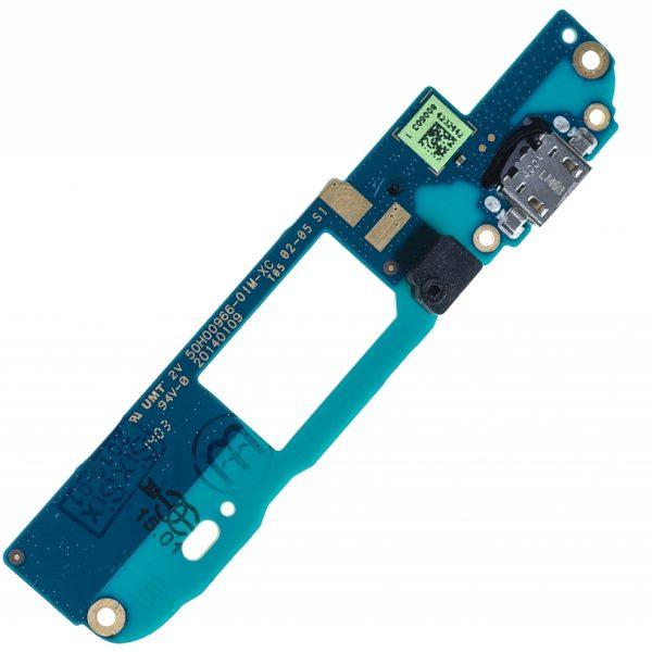 Шлейф для HTC Desire 816 на плате с разъемом зарядки