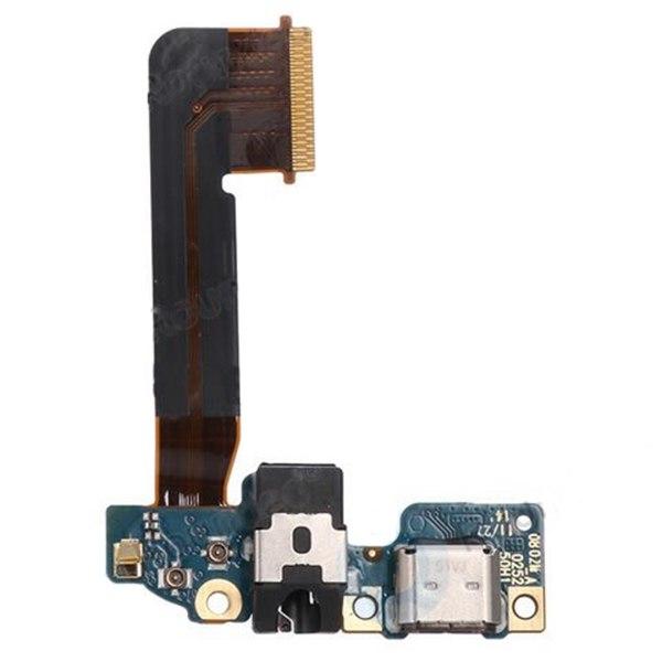 Шлейф для HTC One M9 с разъемом зарядки / разъем гарнитуры / микрофон