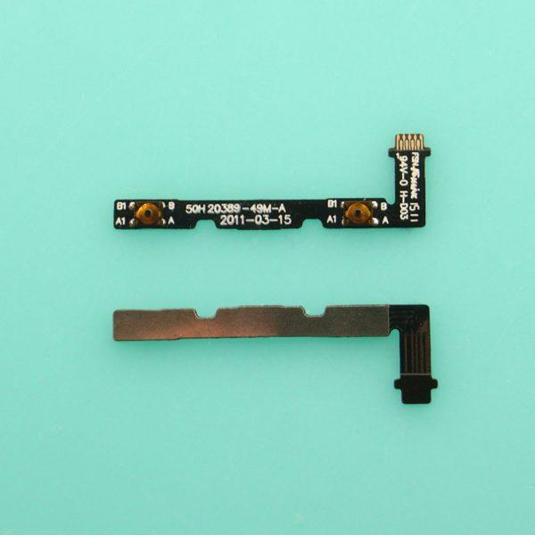 Шлейф для HTC Sensation с кнопками громкости