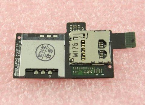 Шлейф для HTC Sensation с разъемом sim