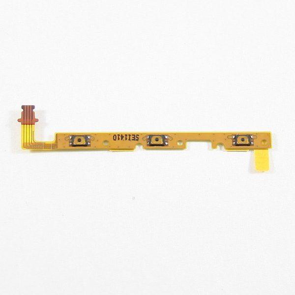 Шлейф для Huawei Honor 3X на кнопки громкости / включения