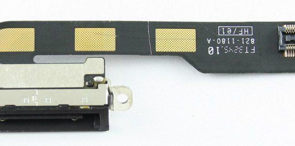 Шлейф для iPad 2 с разъемом зарядки
