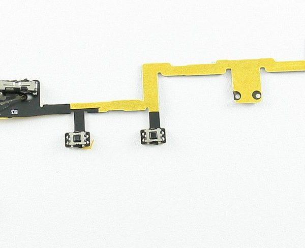 Шлейф для iPad 2 включение / громкость / блокировка Версия 3G