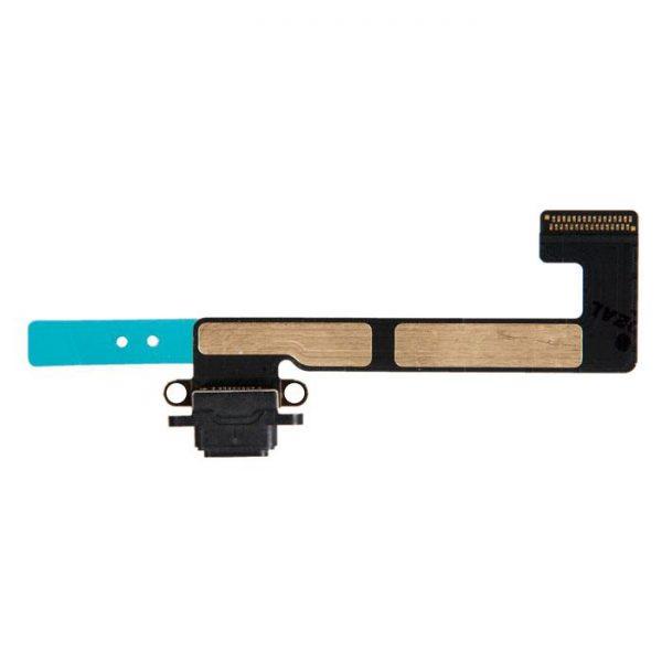 Шлейф для iPad mini 2 Retina / mini 3 с разъемом зарядки Черный