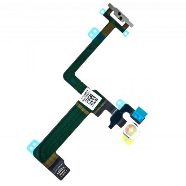 Шлейф для iPhone 6 Plus на кнопку включения / микрофон