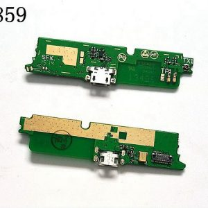 Шлейф для Lenovo A859 с разъемом зарядки на плате+микрофон