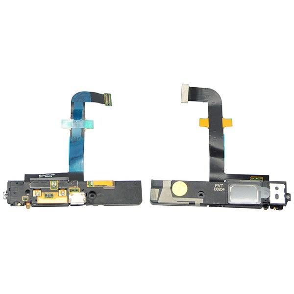 Шлейф для Lenovo K900 с разъемом зарядки / звонок