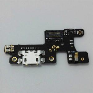 Шлейф для Lenovo S60 на плате с разъемом зарядки / микрофон
