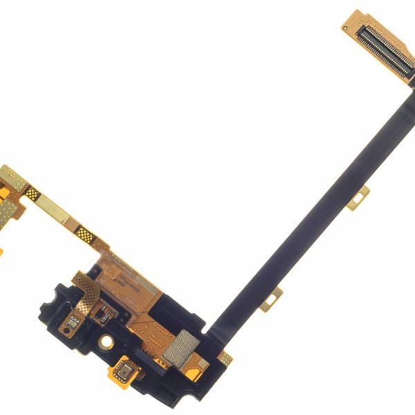 Шлейф для LG D821 (Nexus 5) с разъемом зарядки / микрофон