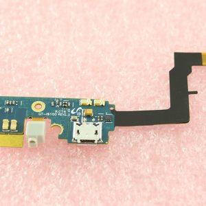 Шлейф для Samsung i9100 с разъемом зарядки / микрофон Оригинал