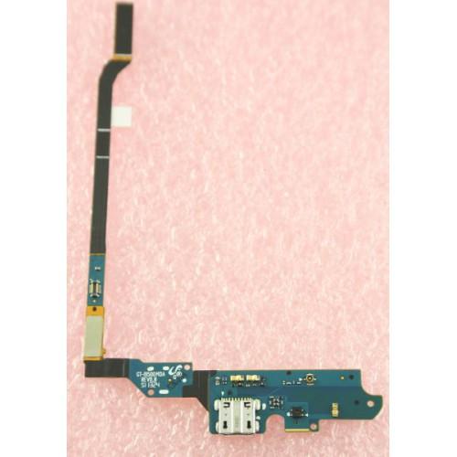 Шлейф для Samsung i9500 с разъемом зарядки / микрофон
