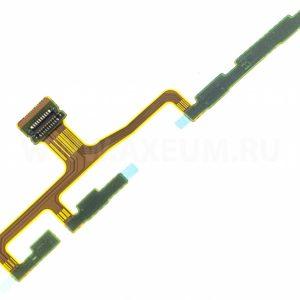 Шлейф для Sony C6503 (ZL) на кнопки громкости / включения