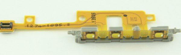 Шлейф для Sony D5503 (Z1 Compact) на кнопку включения / громкости