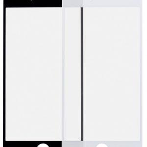 Стекло для iPhone 6/6S Белое (для переклейки)
