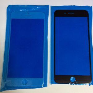 Стекло для iPhone 7 Plus Белое (для переклейки)