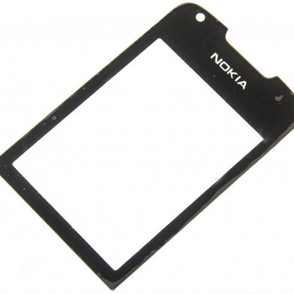 Стекло для Nokia 8800 Arte Черное