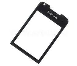 Стекло для Nokia 8800 Черное