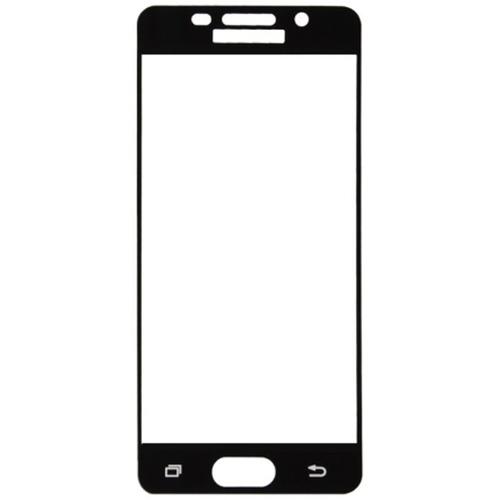 Стекло для Samsung A510F (A5 2016) Черное