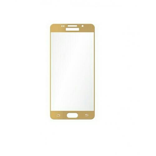 Стекло для Samsung A510F (A5 2016) Золото