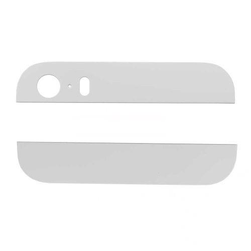 Стекло корпуса для iPhone 5S (комплект) Белое