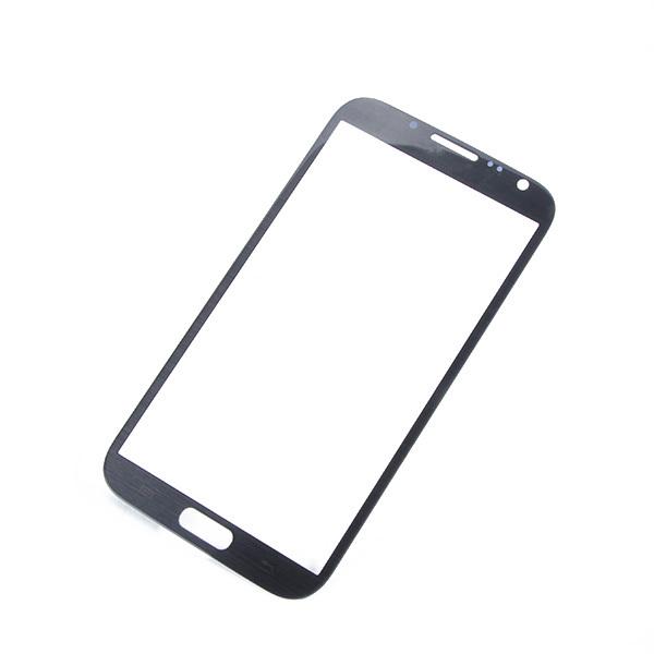 Стекло для Samsung N7100 (Note 2)  Серое
