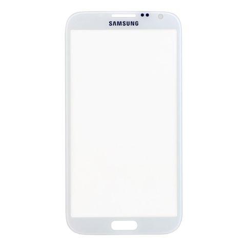 Стекло для Samsung N7100 (Note 2) Белое