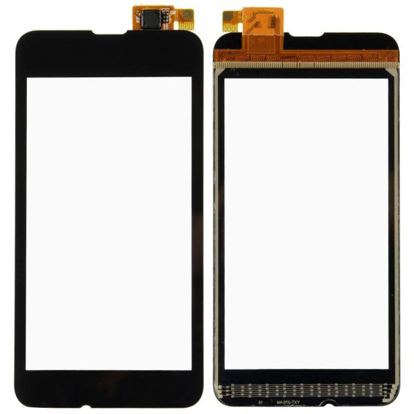 Тачскрин для Nokia 530 Dual (RM-1019) Черный